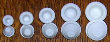 5 PAIRS, 3  Sizes - COLLECTOR SPECIAL S & P SHAKER Rubber STOPPERS -FREE SHIP