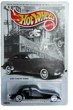 1999 Hot Wheels Auburn Cord Museum 1936 Cord S10 Sedan Special Edition
