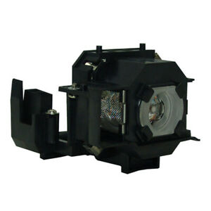 Replacement ELPLP36 Bulb Cartridge for Epson PowerLite S4 Projector Lamp