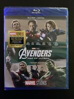 Avengers: Age of Ultron (Blu-ray Disc, 2017, Includes Digital Copy)