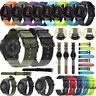 Nylon/Silicone Strap Wrist Watch Band For Garmin Fenix 3 5 5X 5S / Vivoactive 3