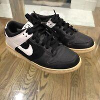 Nike Dunk Low GS 'Panda' 2008 (SKU: 310569 019) (Size 5Y) (NO BOX) (ULTRA RARE)