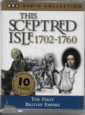 This Sceptered Isle - 1702-1760 - BBC Audio Cassette - 1996 - NEW - SEALED
