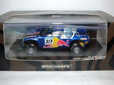 Minichamps Volkswagen Touareg Dakar 2005 Gordon/V.Zitzewitz 12th Place
