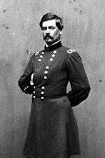 New 5x7 Civil War Photo: Union - Federal General George Brinton McClellan