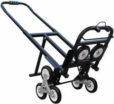 Stair Climbing Cart Portable Folding Hand Truck 420lb Load Handcart Luggage Cart