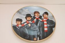Help The Beatles collection plate Limited 1992 Delphi VTG Nate Giorgio 8.5""