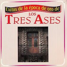 Los Tres Ases Exitos De La Epoca De Oro  CD New Sealed