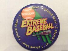 RARE Nickelodeon Baseball Promo Pin