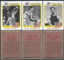 Jim Thorpe #37 1984 Topps Olympians