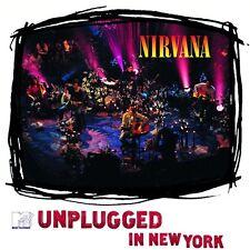NIRVANA 'MTV UNPLUGGED IN NEW YORK' CD NEW+