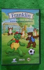 Franklin Plays The Game Feature Films for Families DVD 2009 FFFF kid movie gift