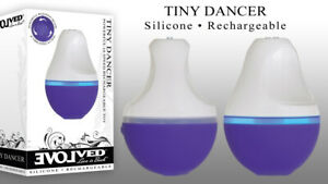 Tiny Dancer Vibrator        Free Shipping  New Item