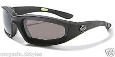 Special sunglasses motorcycle Maltese Cross (Black 1204) biker custom harley