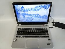 HP Envy Touchsmart Sleekbook 4 | i5-3317u | 4GB RAM | 120GB SSD | LINUX | READ