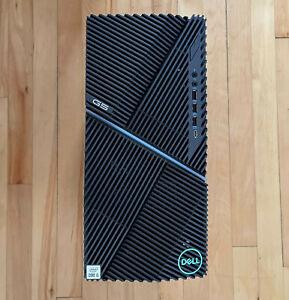 Dell G5 Desktop   i5-10400F   8GB DDR4   256GB M.2 SSD   500W   Win 10   NO GPU