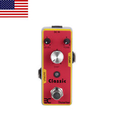 2/Color Virtual Guitar Multi-effects Processor Effect Pedal 15 Effect Types W5E7