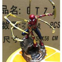 Avengers 3 Infinity War Iron Spider ARTFX Statue Model Marvel Decoration Figure