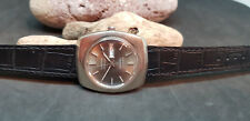 RARE VINTAGE LONGINES ADMIRAL AUTOMATIC TWOTONE DIAL DAYDATE MAN'S WATCH