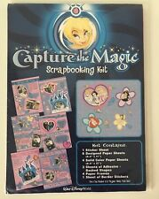 Walt Disney World Capture The Magic Scrapbooking Princess Kit 8.5x11 *Retired*