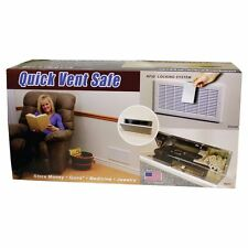 QuickSafes Vent Safe with RFID Locking System-Hide and Secure Weapons, Jewelry