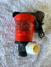 Johnson Bilge Pump 750 GPH
