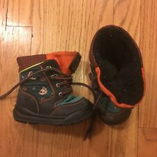 Del-tex Swiss Made Toddler Boots Size 5.5