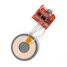 Qi Wireless Charger PCBA Circuit Board With Coil Charging Pad for DIY Arduino YG