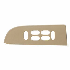 2003-2006 Ford Expedition Left Driver Door Tan Window Switch Panel Trim OEM NEW