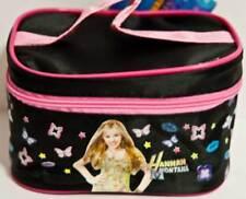 Disney Hannah Montana Miley Cyrus Cosmetic Bag / School Pencil Case