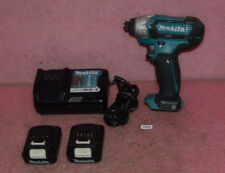 Makita 12v Cordless Drill DT03 With Charger And 2 Batteries.