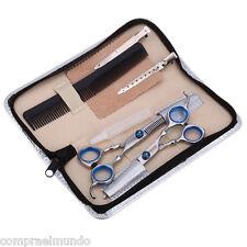 BaoRun 7Pcs Professional Pet Cat Dog Hair Cutting Grooming Scissors Set