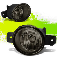 SMOKED TINTED OE FOG LIGHTS/LAMPS PAIR FOR 13-14 ALTIMA/PATHFINDER/08-10 M35/45
