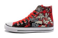 NEW CONVERSE DC COMICS SUPERMAN ALL STAR CHUCK TAYLOR SHOES SNEAKERS