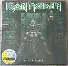 IRON MAIDEN - THE X FACTOUR (3LP LIMITED SET)