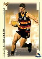 ✺New✺ 2003 ADELAIDE CROWS AFL Card TYSON STENGLEIN Select XL