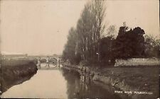 Pulborough. River Arun. Bridge.