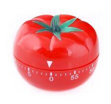 Kurzzeitmesser Küchenuhr Küchentimer Eieruhr Uhr Weckuhr Timer Tomate #1690