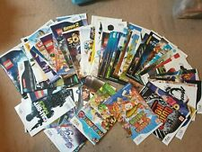 Over 200x Nintendo Wii Manuals, All £1.99 Each With Free Postage, Trusted Shop