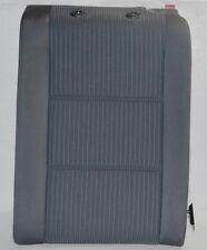 Orig. Audi A6 4F Avant Sitz Rückenlehne Lehne Bezug Rücksitz hinten links Stoff