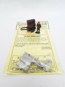 OO GAUGE 1930s PRE-WAR BARREL ORGAN & MAN FIGURE 1/76 4MM METAL KIT