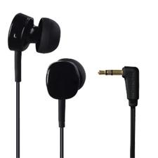 Thomson EAR3056B In-Ear Headphones in Black #132621 (UK Stock) BNIP