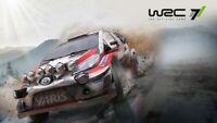 WRC 7 FIA World Rally Championship | Steam Key | PC | Digital | Worldwide