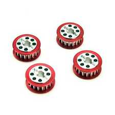 Pd1328 Thunder Tiger Alu Belt Wheels 8z (4) tra
