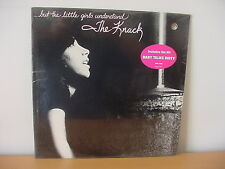 """THE KNACK """"But The Little Girls Understand"""" Original SEALED LP CAPITOL SOO 12045"""
