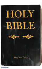 Holy Bible King James Version The Old Testament 480 Pages