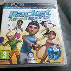Racket Sports PS3 Playstation 3 (Move Required)
