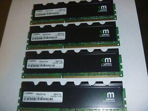 Mushkin 4GB (1 x 4GB) RAM Memory Desktop 17000 DDR3 2133Mhz 1.5V PC3