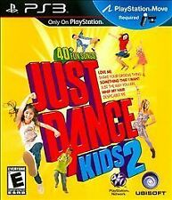 Just Dance Kids 2  PS3 *Brand New Factory Sealed*