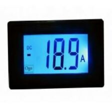 LCD display AMP Meter with Shunt 100A for HHO